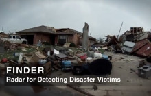 FINDER: Radar for Locating Disaster Victims