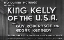 Episode 25: King Kelly Of The U.S.A.
