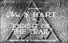 Episode 27: Knight of the Trail Featuring William S. Hart