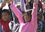 Students Run, Read, Calculate to Raise Money for Newhall Elementary