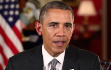 Weekly Address: 'Let's Get Back to Work'