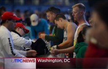 Hagel at NATO; Cold Water Rescue; Army 10-Miler