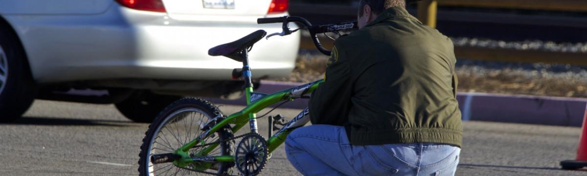 Bicyclist Dead Following Traffic Fatality on Railroad Avenue in Saugus