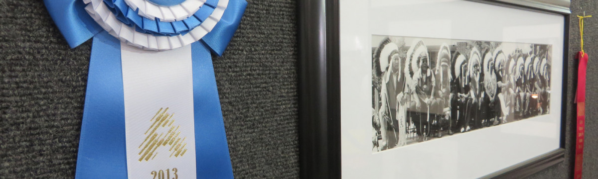 Contemporary Native American Art on Display at Newhall Library