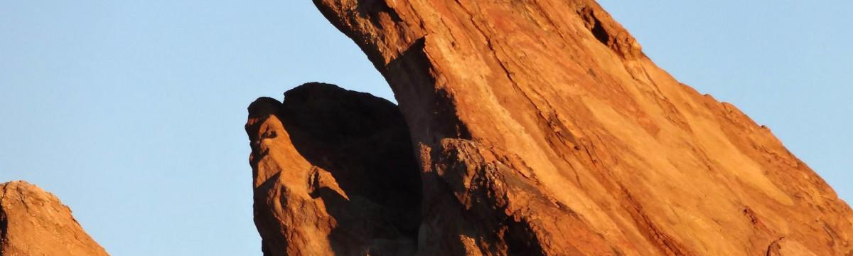 Views of Vasquez Rocks