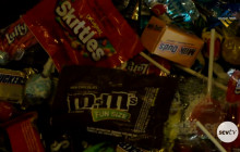 Kids Trade in Halloween Candy for a Chance to Win iPod