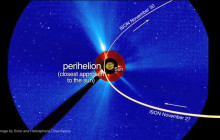 What's Up for December 2013: Comet ISON