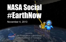 NASA Social: 3 JPL Missions to Study Earth