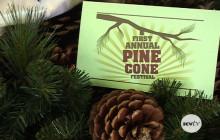 First Annual Pine Cone Festival