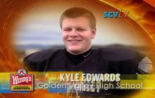 Kyle Edwards, Golden Valley High School