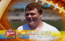 Daniel David, Canyon High School