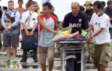 U.S. Military Relief Effort in Philippines; more