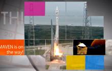 MAVEN En Route to Mars; Progress on Orion Spacecraft; more
