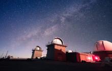 Time Lapse: Night Sky Over Maui