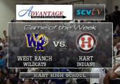 West Ranch vs. Hart: Girls