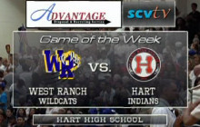 West Ranch vs. Hart: Girls