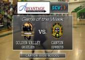 Golden Valley vs. Canyon: Girls