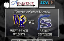 West Ranch vs. Saugus: Girls