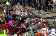 Thousands Attend Walker, Rodas Memorial at Crash Site Sunday
