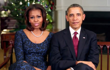 President & Mrs. Obama's Holiday Message to the Troops