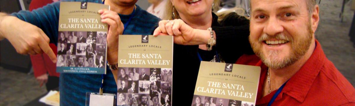 Santa Clarita Library Friends Celebrate Local Authors