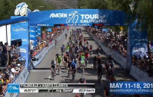 Relive the 2013 Amgen Tour of California
