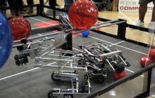 VEX Robotics Competition at Chaminade