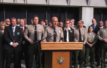 Sheriff Lee Baca's Retirement Announcement