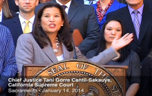 Calif. Chief Justice Discusses Plan to Overhaul Judiciary