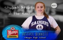 Justice Bennett, Saugus High School