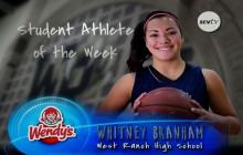 Whitney Branham, West Ranch High School