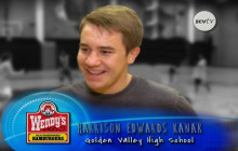 Harrison Edwards Kanak, Golden Valley High School