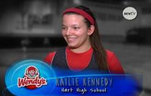 Kailie Kennedy, Hart High School
