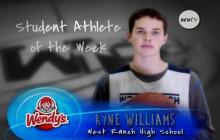 Ryne Williams, West Ranch High School