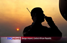 Gitmo Detainees Moved to Slovakia; Air Ops End in Central Africa; more