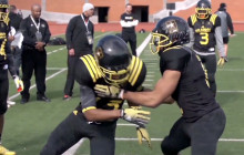 Guard Responds to East Coast Storm; All-American Bowl Preview; more
