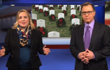 Wreaths Across America; Mom Honored; Shakespeare for Stress; more