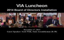 2014 Board of Directors Installation