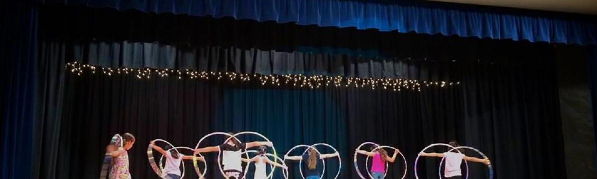 Stevenson Ranch School's Annual Variety Show Rehearsal
