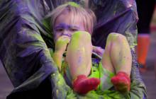 Inaugual Santa Colorita Run Draws Thousands