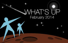 What's Up for February 2014: Planets & More Planets