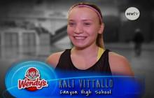 Kali Vittallo, Canyon High School