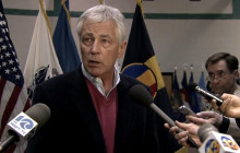 Hagel Discusses 'Zero Option' in Afghanistan