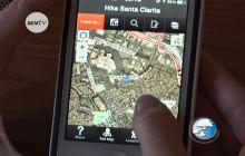 Hike Santa Clarita App