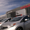 "Nissan of Valencia: ""$99 Down Delivers"""