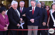 Dedication and Ribbon Cutting Ceremony for New Administration Building