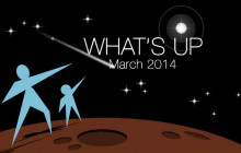 What's Up for March 2014