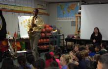 Jazz Artist Randy Ellis Visits Peachland Elementary