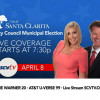 City Council Election Coverage on SCVTV
