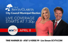 City Council Election Coverage on SCVTV